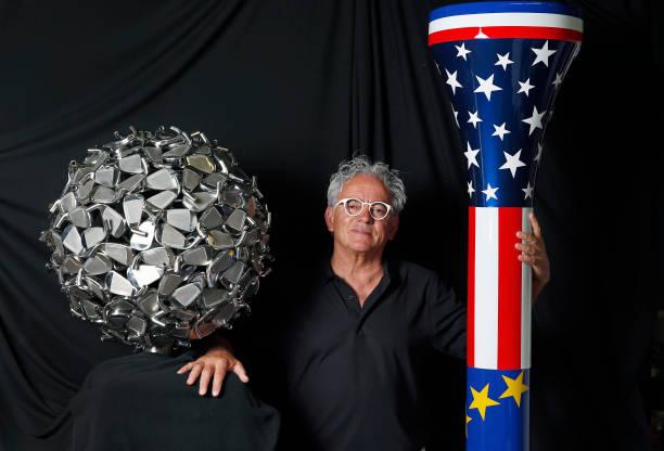 Le sculpteur Hubert Privé remplace ses tees géants par des pénis géants