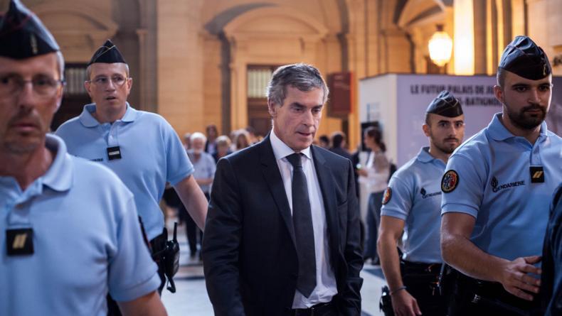 Jérôme Cahuzac nommé trésorier de la FFGOLF