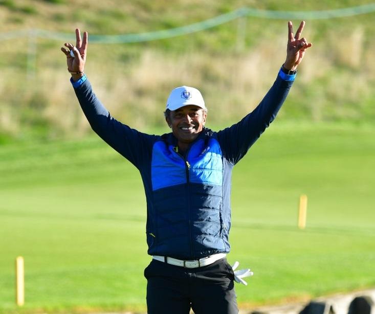 Yannick Noah nouveau capitaine de l'équipe de France de golf !